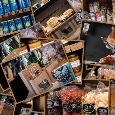 boutique traiteur épicerie