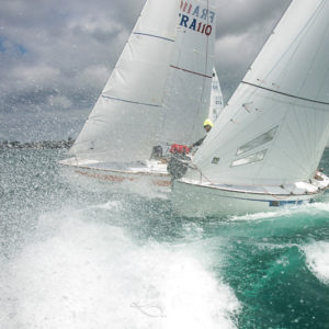 VOILES muscadets ST BRIAC