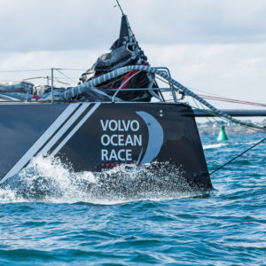 VOILES, VOLVO RACE, ST MALO