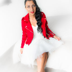 la mariée en rouge
